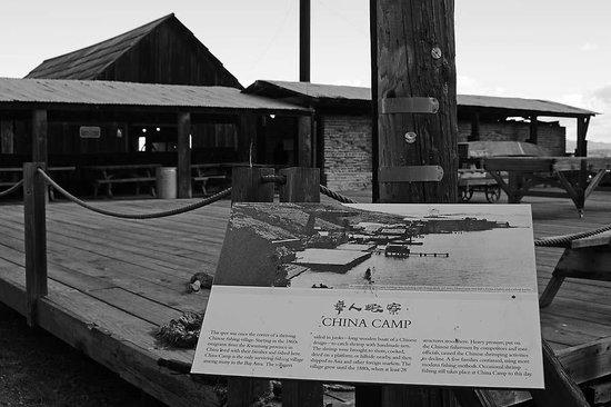 China Camp State Park: China Camp Museum Exterior