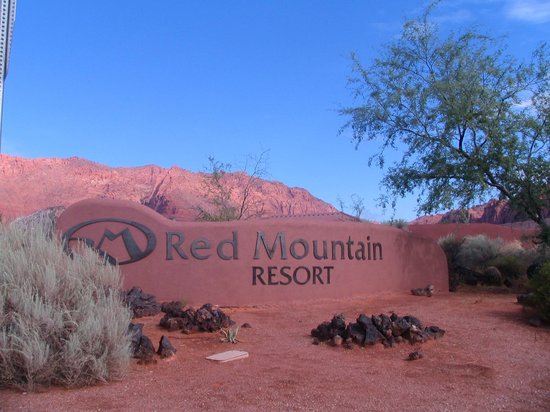 Red Mountain Resort : Red Mountain...