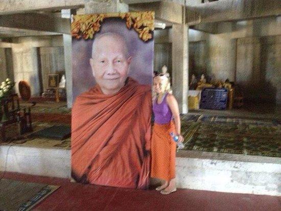 Phuket Big Buddha: Inside the Big Buddha