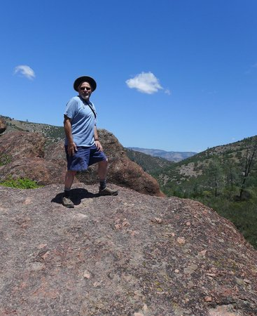 Pinnacles National Park: King Of The Mountain