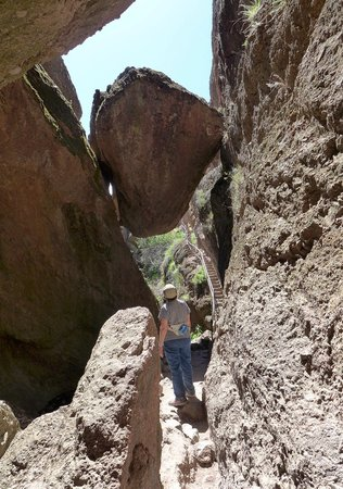 Pinnacles National Park: Under and Up