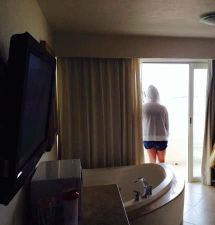 Ocean Spa Hotel: Jacuzzi Suite