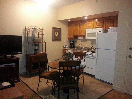 Bent Creek Golf Village : Kitchen/dining area