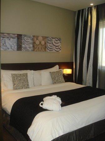 Mövenpick Hotel Casablanca : La chambre