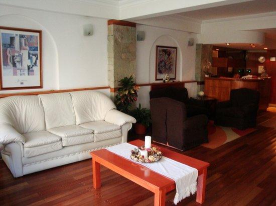 Ayres del Nahuel: Lobby del Hotel
