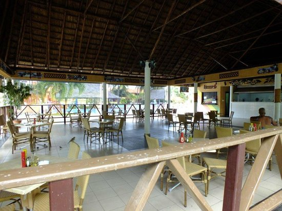 Hotel Roc Arenas Doradas: snack bar