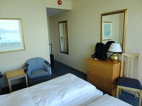 Balestrand Hotel : Room 208