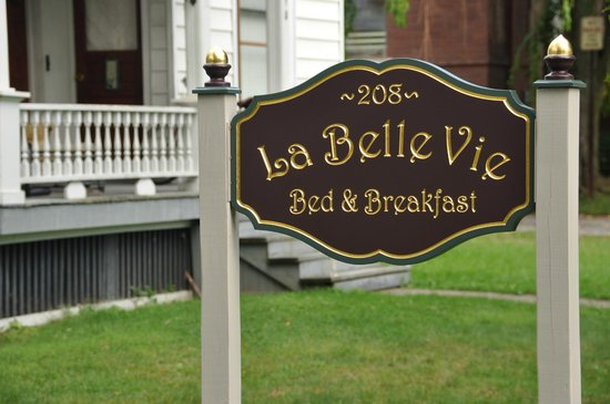 La Belle Vie Bed & Breakfast : La Belle Vie