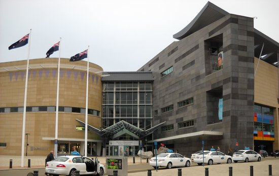 Te Papa Tongarewa (Museum of New Zealand): Te Papa Museum