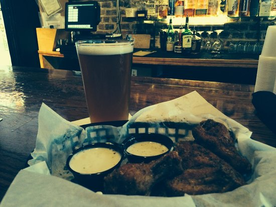 Charleston Beer Works: Doesn't get any better than this