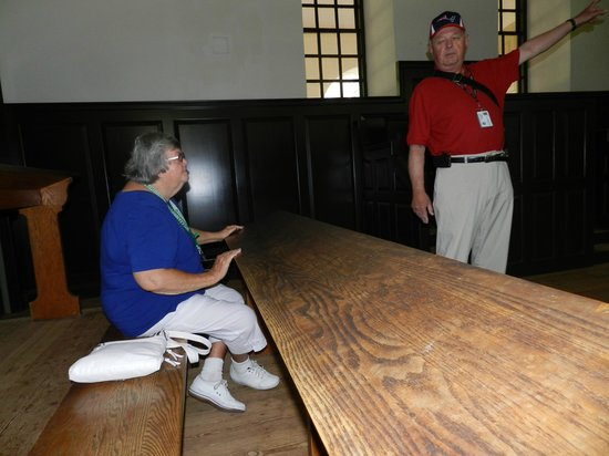 Williamsburg Colonial Tours: Learning at the College ofWilliam and Mary