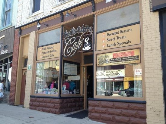 The Olde Bakery Cafe : Store front