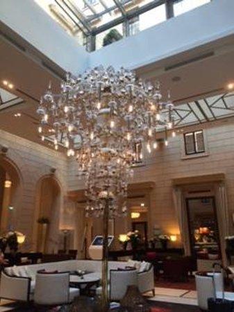Palais Hansen Kempinski Vienna: The Lobby