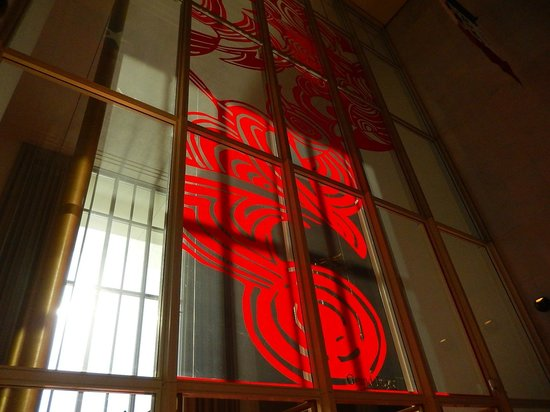 John F. Kennedy Center for the Performing Arts : Beautiful windows
