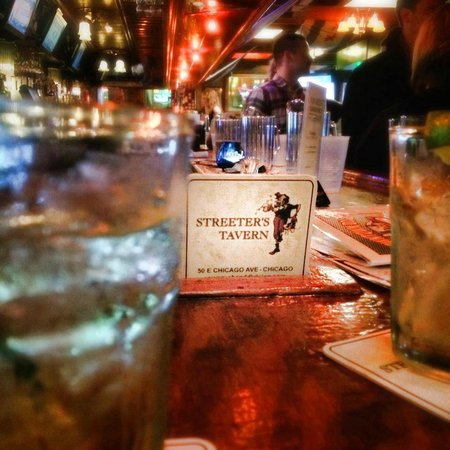 Streeter's Tavern : Bar at Streeter's