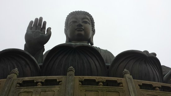 Grand Bouddha : big budda