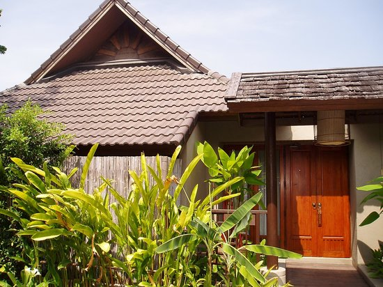 GUTI Resort by AKA: Front view of 2 BR villa