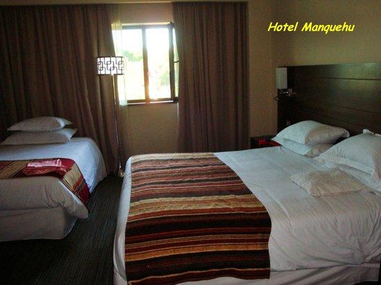 Hotel Manquehue Puerto Montt : Habitacion
