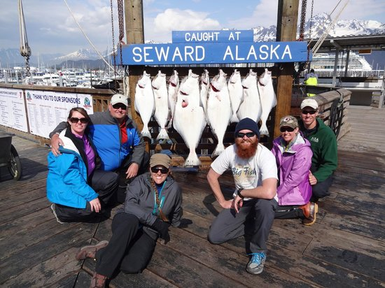 Crackerjack Sportfishing Charters : Catches of the day