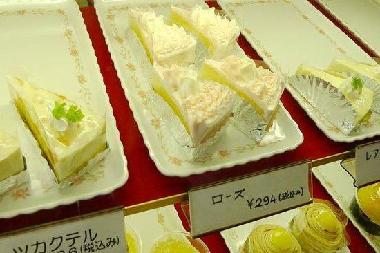 Koberu: ケーキ 1
