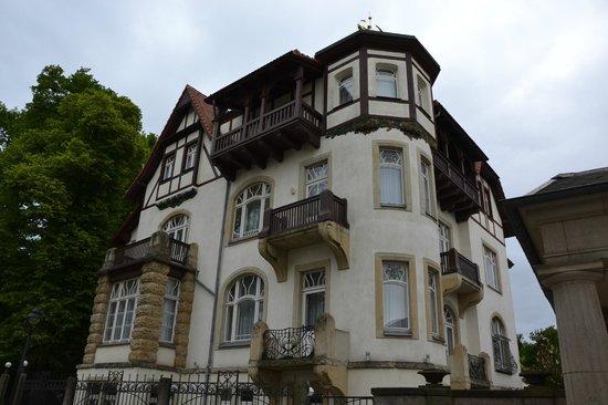 Hotel Villa Emma: Вилла начала ХХ века