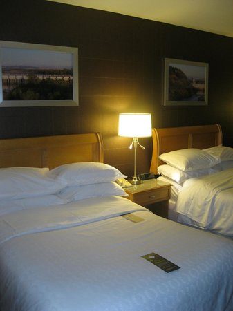 Sheraton Grand Sacramento Hotel: Beds
