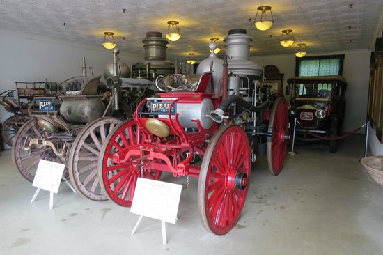 Clark's Trading Post and the White Mt. Central RR : Steam Engines