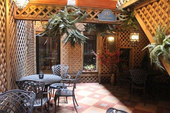 Casablanca Hotel Times Square: Rincón del silencio