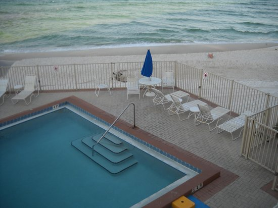 Panama City Resort and Club: Fresh or Salt Water?