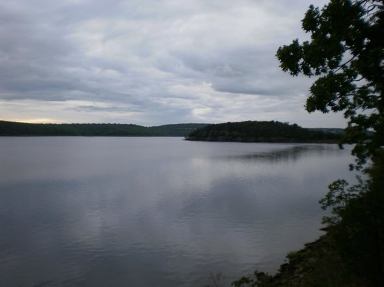 Tenkiller State Park Cabins: Lake View