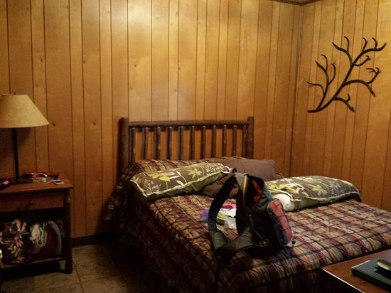 Tenkiller State Park Cabins: 2 Bedroom Cabin 7/duplex