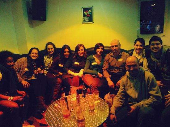 Zoo Bar: Sala VIP para estudantes
