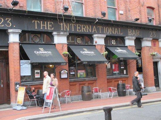 The International Bar: Street view