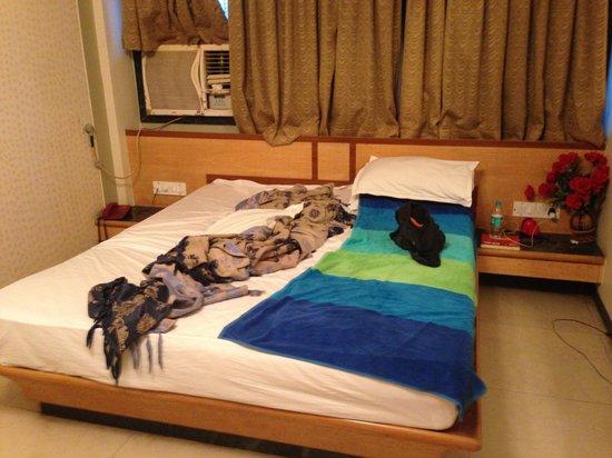 Hotel Pearl: My room