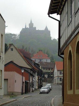 Wernigerode Castle: Castle on the hill
