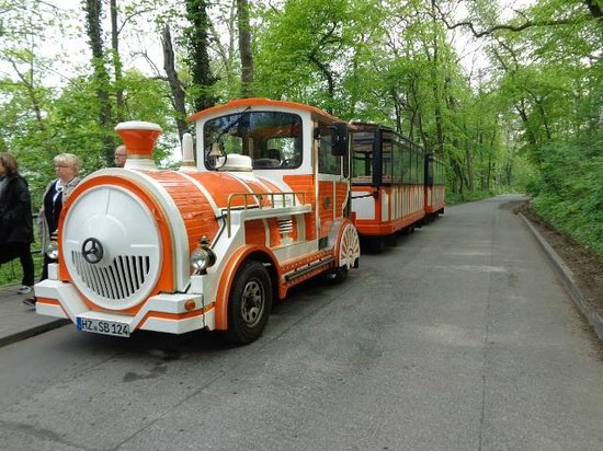 Wernigerode Castle: The train that akes you to the castle
