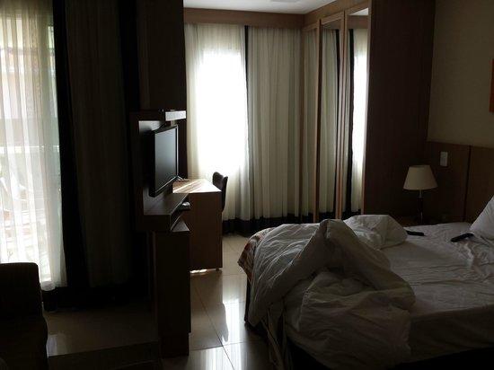 Hotel The Sun : Bedroom