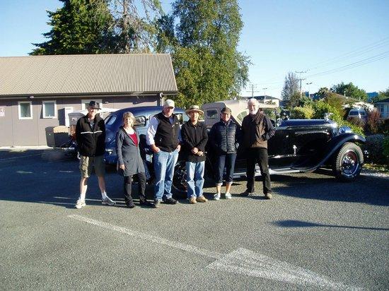Mohua Motels: Car Rally Tour