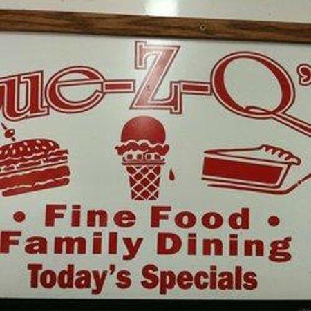 Sue-Z-Q's Family Dining: Sue-Z-Q's Logo