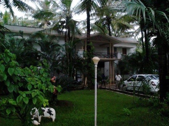 Stay Simple - Raj Gardenia: Entrance st Raj gardenia
