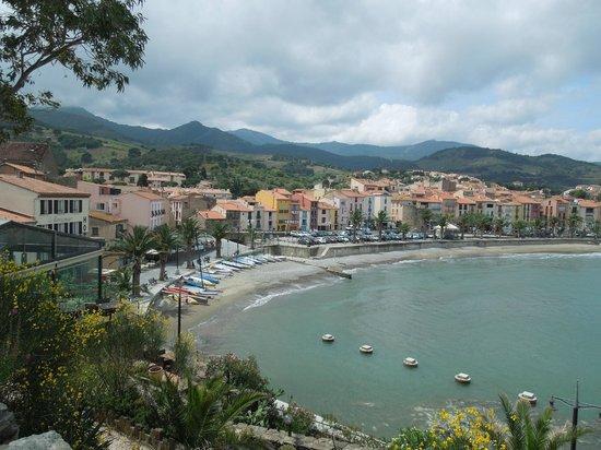 Hôtel Les Mouettes: Plage de Collioure
