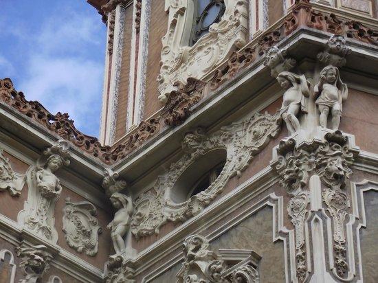 Casco Antiguo: Detalhe de fachada