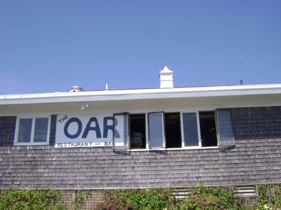 The Oar: A Block Island classic!  Excellent food & the best rated mudslide