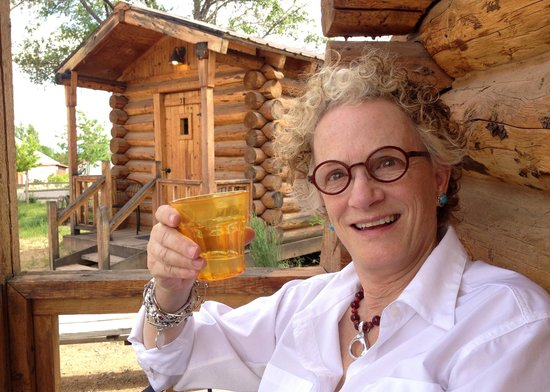 Escalante Outfitters, Inc -- The Bunkhouse : The perfect spot to have an evening libation.