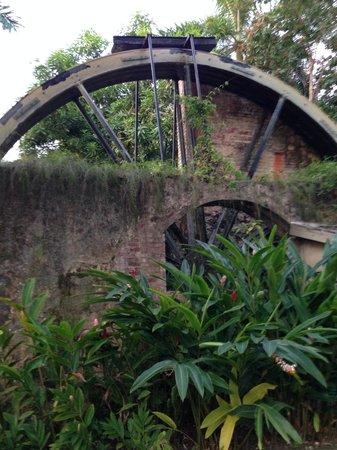 Half Moon: Sugar mill