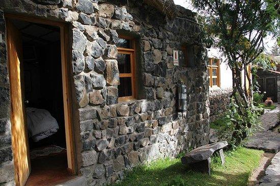 Casa Andina Classic Colca : Room entrance