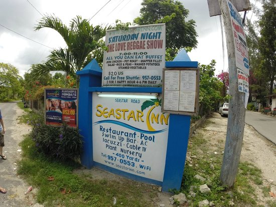 Seastar Inn: The Seastar