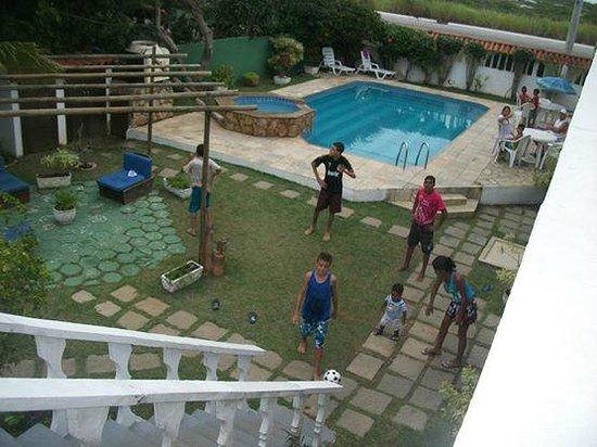 Spa e Pousada Alquimia: piscina