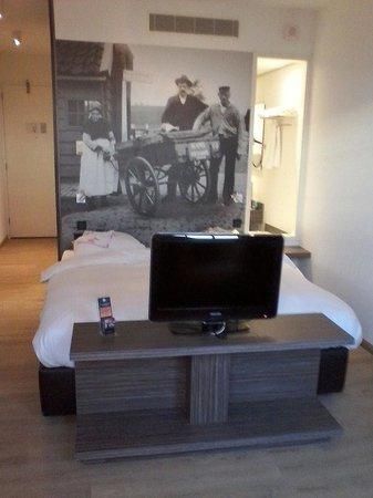 Inntel Hotels Amsterdam Zaandam : Inntel-Hotel Amsterdam Zaandam Zimmer 8.Etage