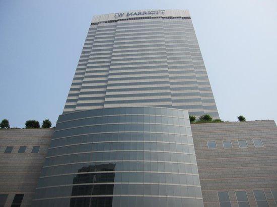 JW Marriott Hotel Seoul: ホテル外観